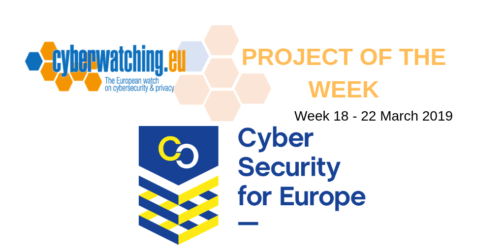 Establishing the European Cybersecurity Competence Network