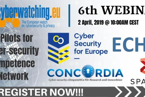 Pilots for the European Cybersecurity Competence Networks: how can your SME benefit?