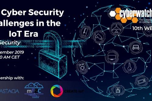 The Cyber Security Challenges in the IoT Era